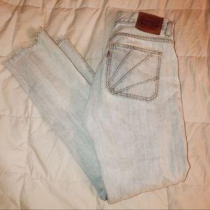 Levi's orange tag size 26 jeans 501